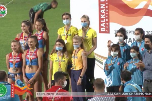 Дівчина із Коломиї здобула срібло на міжнародних змаганнях у Стамбулі