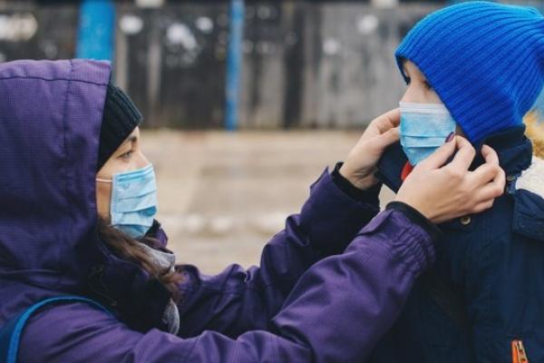 На самоізоляцію пішли 83 класи у 7 школах Прикарпаття