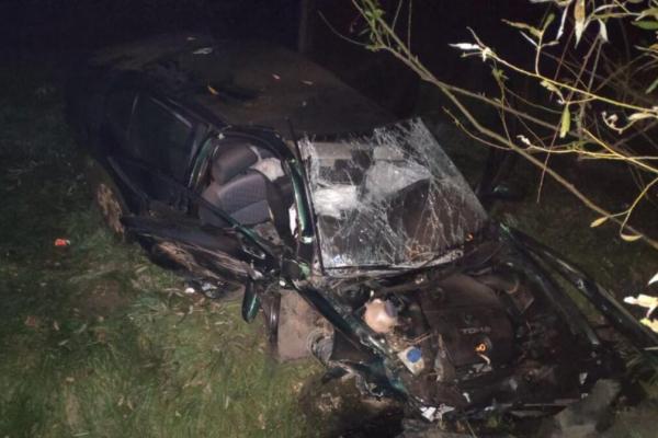 Смертельна ДТП на Косівщині: водій втік і залишив пасажира помирати (Фото)