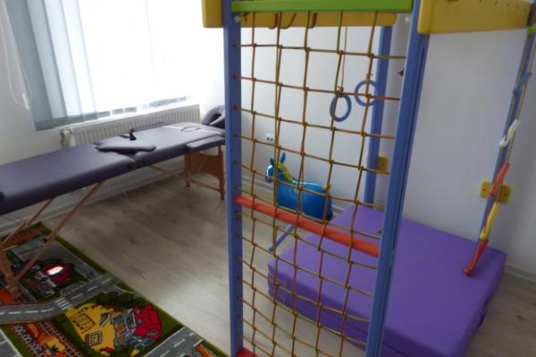 У Тлумачі відкрили інклюзивний центр для дітей з інвалідністю