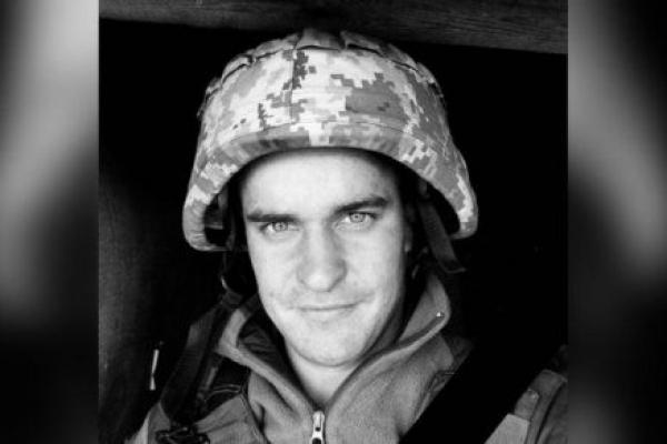 У зоні ООС загинув боєць з Прикарпаття