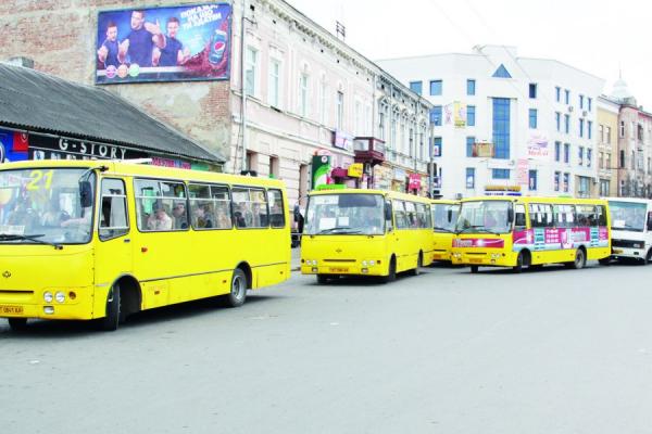 У неділю в Івано-Франківську комунальний транспорт курсуватиме зі змінами