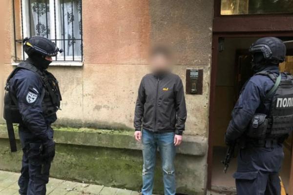 У Франківську затримали зловмисника, який обікрав офіс журналістів