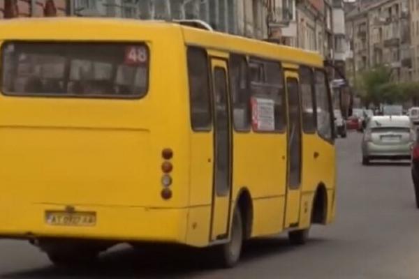 У Франківську водій маршрутки напав на пенсіонера