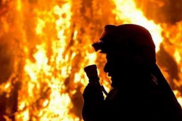 На Прикарпатті у пожежі згорів власник будинку