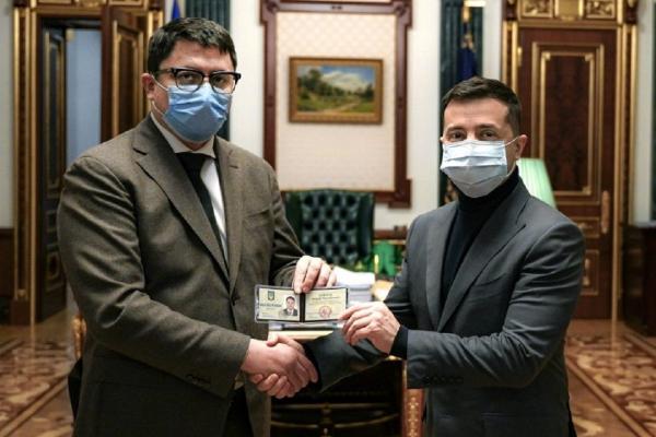 Президент призначив нового голову Івано-Франківської ОДА