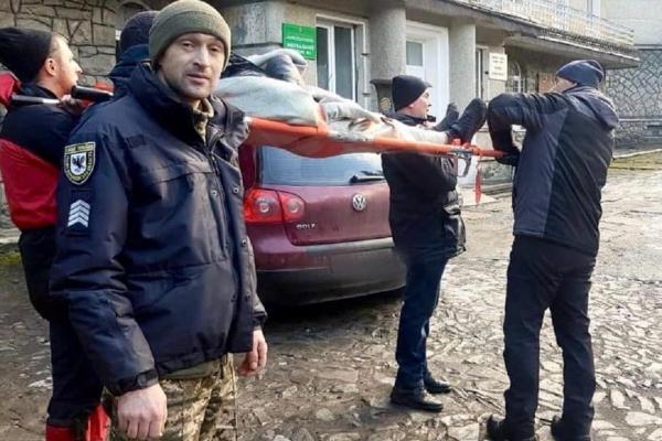 На Прикарпатті поліцейські розшукали безвісти зниклого пенсіонера
