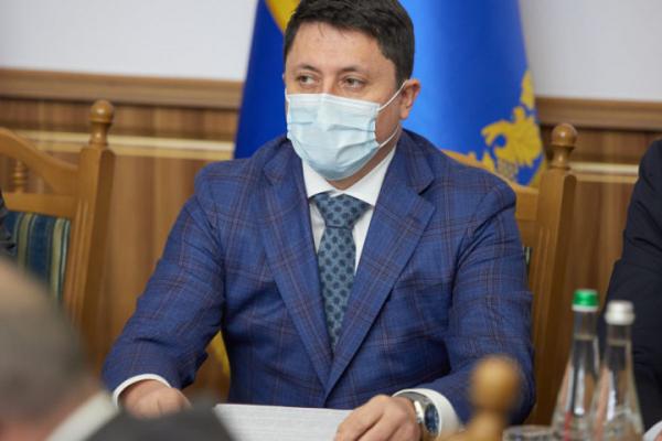 Зеленський представив нового голову Івано-Франківської ОДА (Фото)