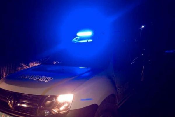 На Прикарпатті розшукали водійку, яка наїхала на пішохода