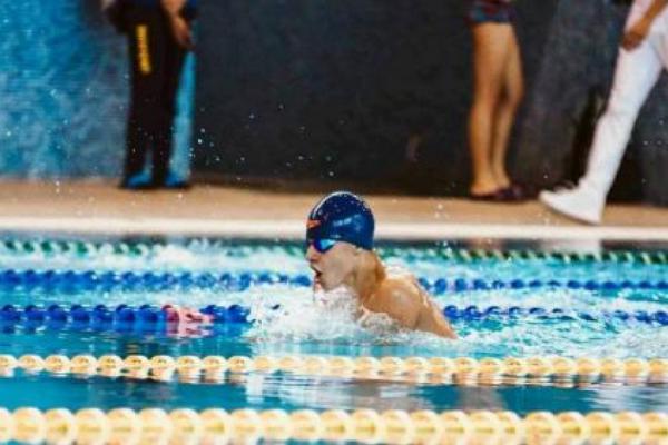 Юний прикарпатець увійшов до складу збірної України з плавання