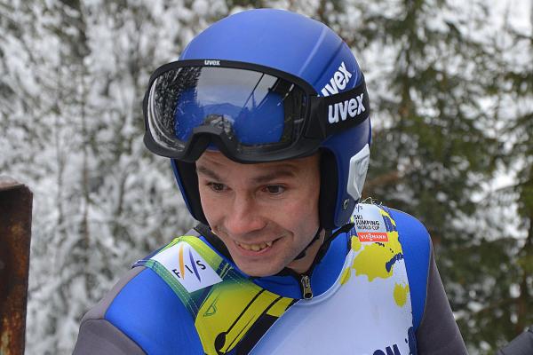 27-річний стрибун на лижах із Ворохти отримав звання майстра спорту міжнародного класу