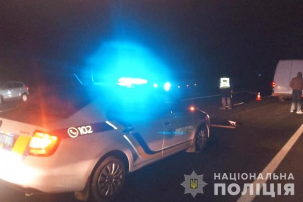 Смертельна ДТП на Прикарпатті: «Mercedes-Benz» вчинив наїзд на чоловіка (Фото)