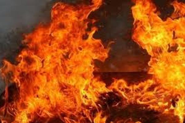 На Верховинщині на пожежі виявили тіло