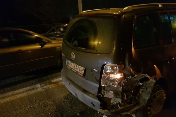 Стали відомі деталі масштабної аварії в Івано-Франківську