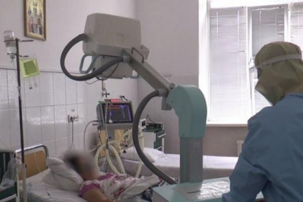 На Прикарпатті дві лікарні практично на 100% заповнені пацієнтами з COVID-19