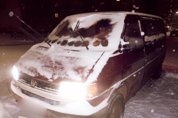 Франківські поліцейські затримали рецидивіста, який пограбував авто