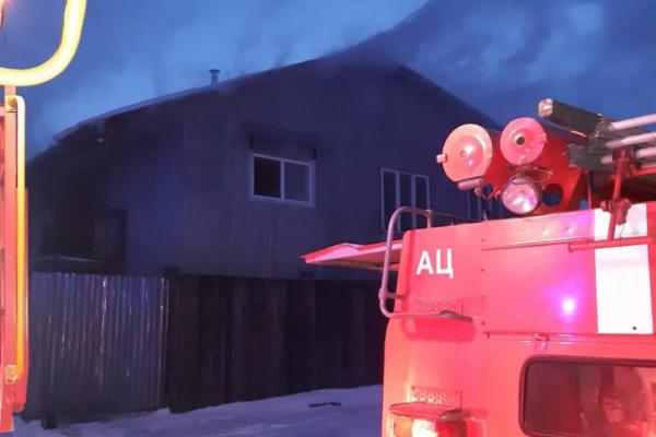 На Калущині сталась пожежа в приміщені столярного цеху
