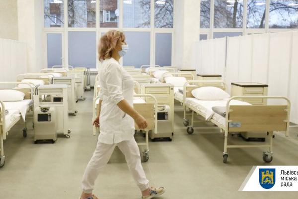 У Львові на лікуванні перебуває 20 пацієнтів з Івано-Франківська