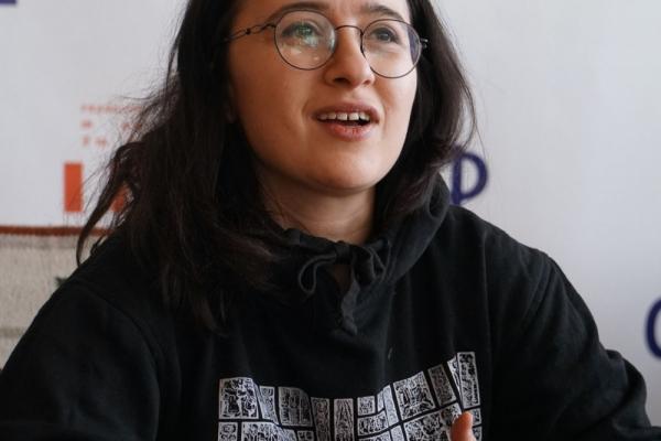 Режисерка франківського театру претендує на премію «Women in Arts»