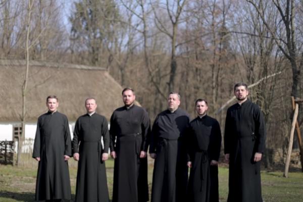 Франківські священники в оригінальний спосіб приєдналися до Шевченківських читань (Відео)