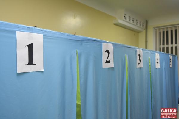 ЦВК визнала дійсними вибори на Франківщині