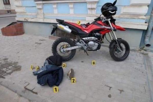 На Прикарпатті розшукали крадія мотоцикла менш ніж за добу