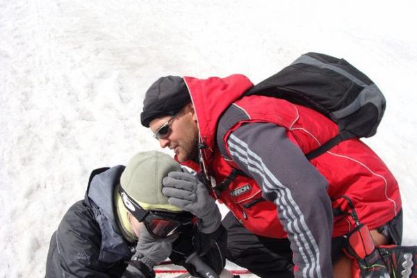 Рятувальники допомогли киянину, якому стало погано під час спуску з Говерли