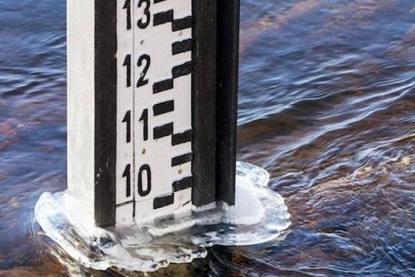 Через сильні опади на річках Прикарпаття очікується підйом рівнів води