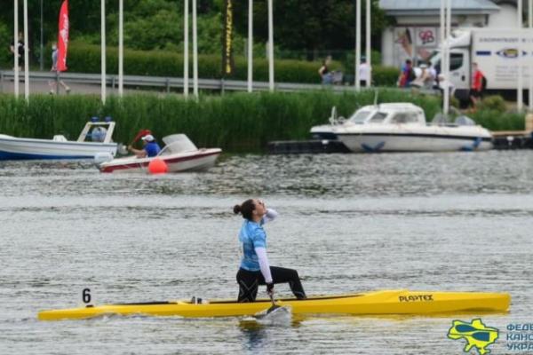 Франківка стала чемпіонкою Європи з веслування
