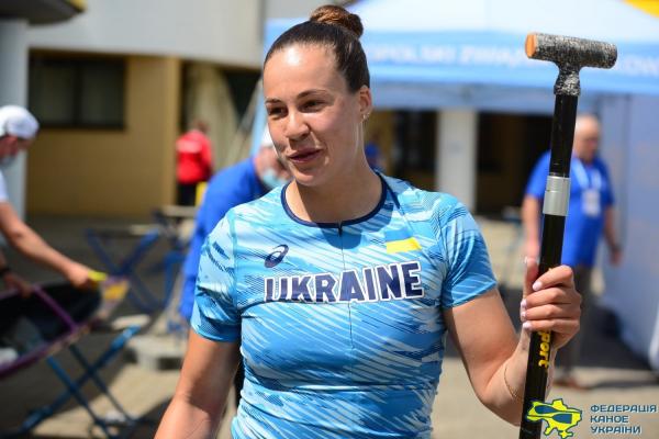 Уперше в історії українського веслування: Франківчанка виборола 4 медалі чемпіонату Європи