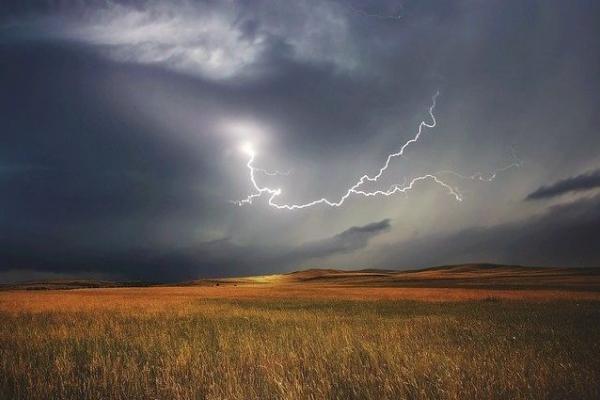 На Прикарпатті оголосили штормове попередження