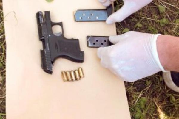 Калуські поліцейські у нетверезого водія легковика виявили зброю та наркотики