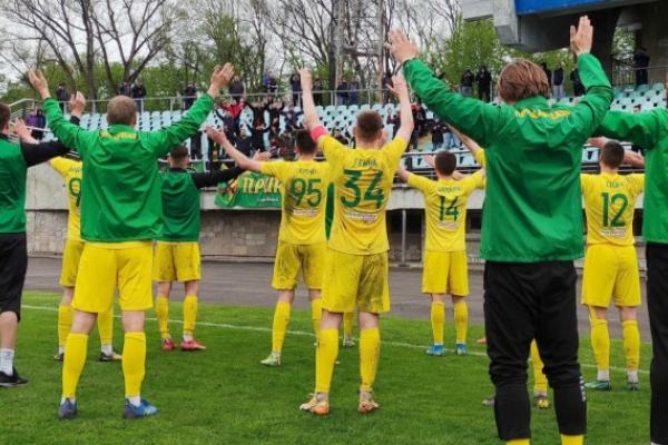 Футбольний клуб «Прикарпаття» покинули дев'ятеро гравців