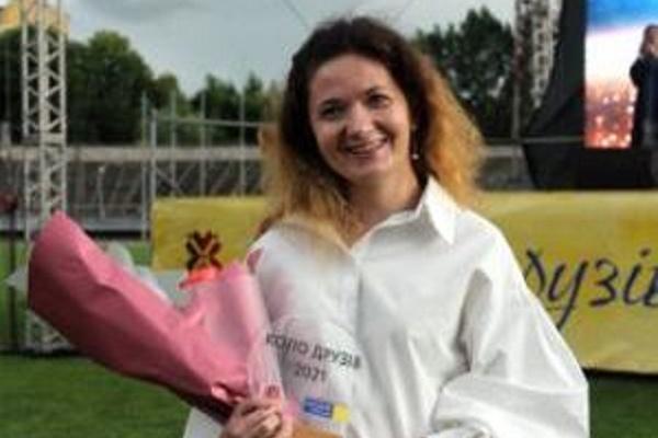 Вчителька української мови з Івано-Франківська стала Людиною року