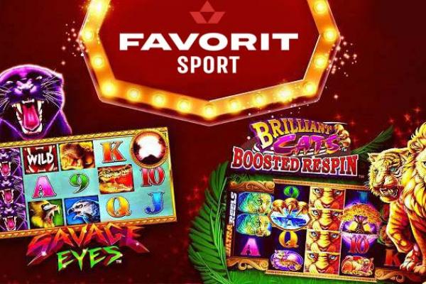 Фаворит – лучшее онлайн казино, предлагающее лицензионный софт и бонусы за депозит