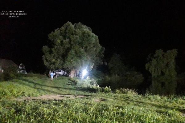 У Косові в ставку знайшли тіло чоловіка