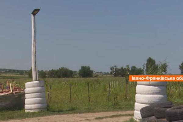 Невідомі хочуть відібрати у прикарпатця 7 га землі (Відео)