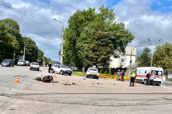 У ДБР назвали попередню причину аварії у Ямниці за участю поліцейського