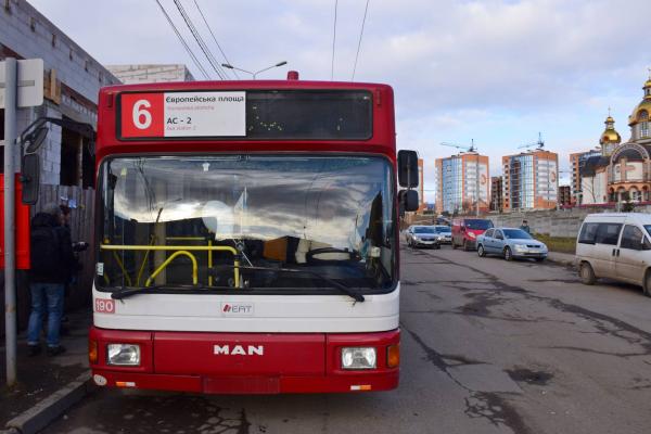 В Івано-Франківську тимчасово змінять схему руху деяких тролейбусів