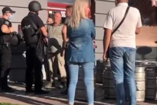 Замість пива – кулі: в Івано-Франківську сталась стрілянина