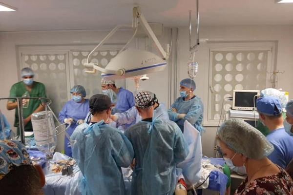 Родина загиблого прикарпатця пожертвувала його органи трьом людям (Фото)