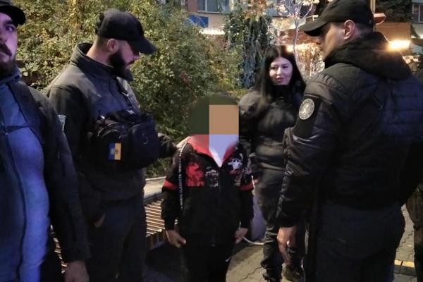 У Івано-Франківську муніципали повернули батькам хлопчика, який утік після сварки